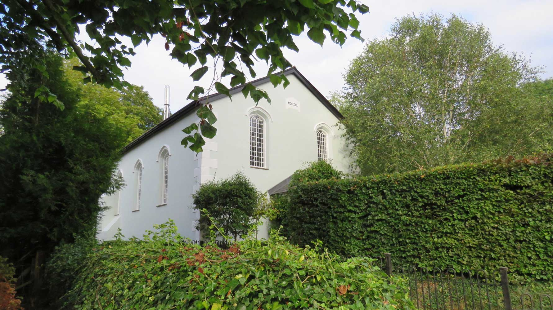 stylishly adapted Baptist chapel from the 1840s | Fishing Packages with Bed, Breakfast and Meals
